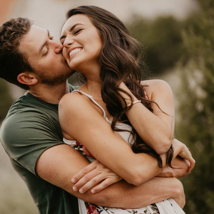 Christian & Arden Bevere | Garden of the Gods Engagement Photos| Denver Colorado Destination Wedding Photographer