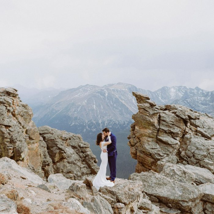 Rocky Mountain National Park | Estes Park | Destination Wedding, Elopement and Engagement Photos | Denver, Colorado Photographer